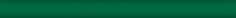 Керамическая плитка Карандаш темно-зеленый 133 20×1