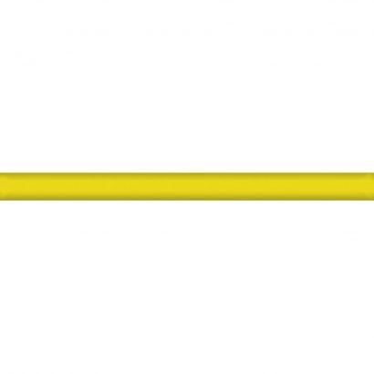 Керамическая плитка Карандаш желтый 132 20×1