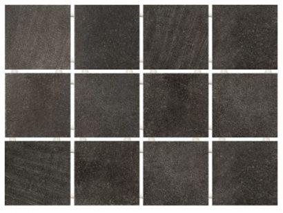 Керамическая плитка Караоке Плитка настенная черный 1222T полотно 30×40 из 12 частей 9