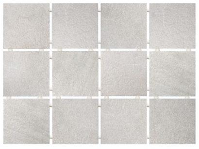 Керамическая плитка Караоке Плитка настенная серый 1220T полотно 30×40 из 12 частей 9