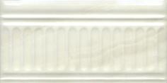Керамическая плитка Летний сад Бордюр фисташковый структурированный 19018 3F   9