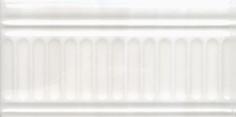 Керамическая плитка Летний сад Бордюр светлый структурированный 19016 3F   9