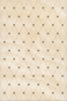 Керамическая плитка Летний сад Декор беж AD B313 8260    20×30