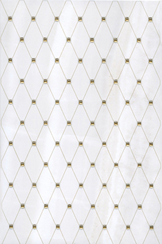 Керамическая плитка Летний сад Декор светлый AD A313 8259    20×30