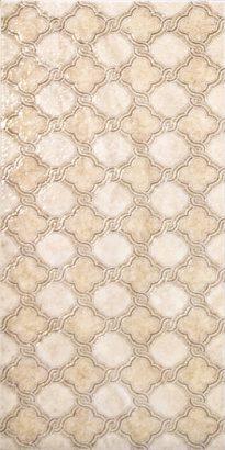 Керамическая плитка Луара Декор беж B1933 11027T 30×60