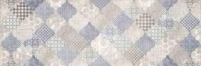 Керамическая плитка Majolica вставка А голубой (MA2S041DT) 20×60