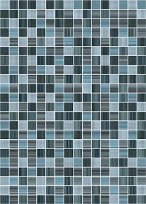 Керамическая плитка Motive Плитка настенная синяя (MFM341D) 25×35