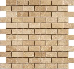 Плитка мозаика Мозаика MN172SLD Primacolore 23×48 300×300 - 0.99