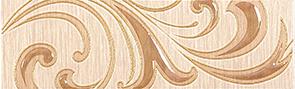 Керамическая плитка Muraya beige 02 Бордюр 25×7