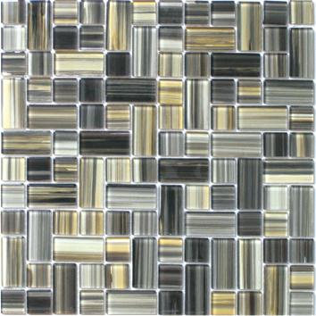 Плитка мозаика P102B мозаика (2