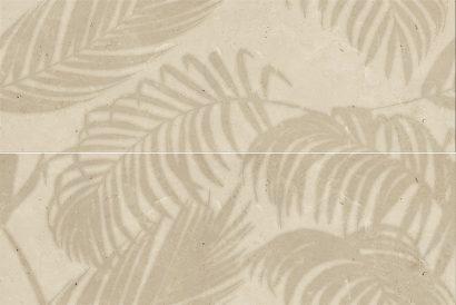 Керамическая плитка Palmera beige Панно 01 75×50