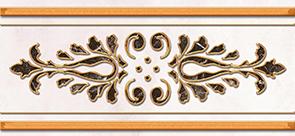 Керамическая плитка Пастораль Бордюр 93-03-06-460-0 25×11