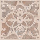 Керамическая плитка Понтичелли Вставка напольная лаппатированный HGD B54 TU0031L 15×15