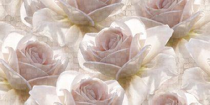 Керамическая плитка Royal Garden вставка мозаика многоцветная (U-RGL-WIE451) 29