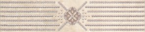 Керамическая плитка Розовый город Бордюр AR187 12039 25×5