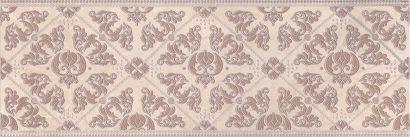 Керамическая плитка Розовый город Декор AR168 12039 25×75