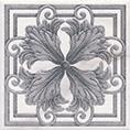 Керамическая плитка Сансеверо Вставка напольная STG A432 1267 9