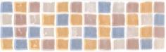 Керамическая плитка Сатари Бордюр AD A124 7123 20×6