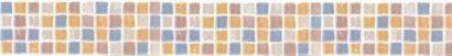 Керамическая плитка Сатари Бордюр AD A125 7124T 50×6