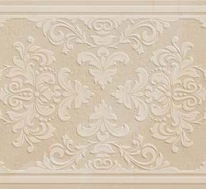 Керамическая плитка Шарм Эво Оникс Вставка Броккато патинир 300×600 мм - 1
