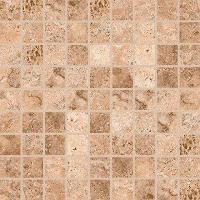 Плитка мозаика Tivoli Мозаика Коричневый G-243 S m01 30×30