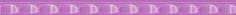 Керамическая плитка Трамплин фиолетовый 17-53-00-34  Бордюр 20×1