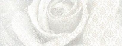 Керамическая плитка Уайтхолл Декор Роза STG A289 15000 15×40
