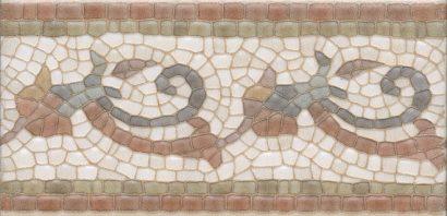 Керамическая плитка Виченца Бордюр HGD A100 17000 15×7