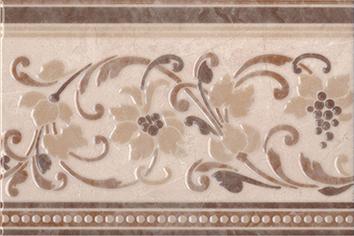 Керамическая плитка Вилла Флоридиана Декор HGD A01 8245 20×30