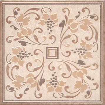 Керамическая плитка Вилла Флоридиана Декор напольный HGD A42 3431   HGD A42 SG9179 30