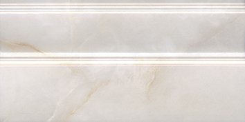 Керамическая плитка Вирджилиано Плинтус серый FMA007R 30×15