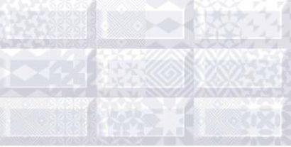 Керамическая плитка Вог Декор Пазл Лайт - 201×405 мм 13 шт