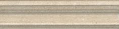 Керамическая плитка Золотой пляж Бордюр Багет темный беж BLB021  5×20