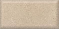 Керамическая плитка Золотой пляж Плитка настенная темный беж грань 19020 9