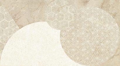 Керамическая плитка Лиссабон Плитка настенная декор Геометрия 1045-0256 25×45