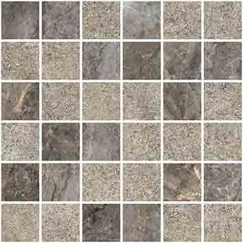 Плитка мозаика Marble-Stone Мозаика Тауп Матовый K9498868R001VTE0 30×30 (5×5)