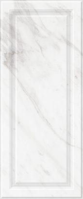 Керамическая плитка Scarlett  Плитка  настенная белая 02 25×60