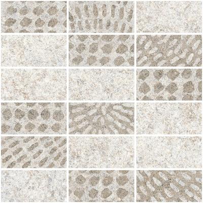 Плитка мозаика Stone-X Мозаика Белый Матовый K9498878R001VTE0 30×30 (5×10)