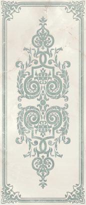 Керамическая плитка Visconti Декор синий 03 25×60