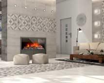 Мозаика для гостиной