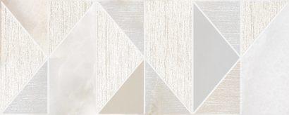 Керамическая плитка Soul Декор бежевый 20×50