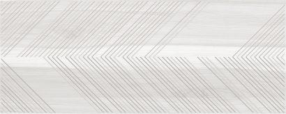 Керамическая плитка Ulivo Декор-2 серый 20×50