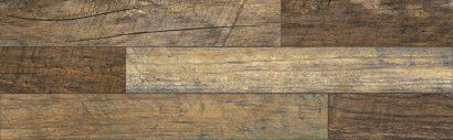Керамическая плитка Vintagewood  Керамогранит коричневый  15932 18